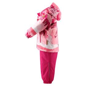 Reima Ruis Ensemble D'Hiver Enfants en bas âge, raspberry pink